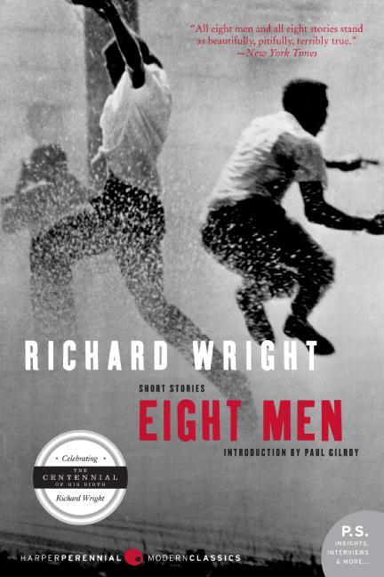Eight Men By Wright, Richard